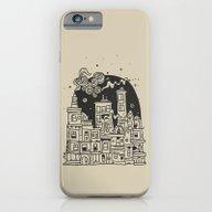 City At Night iPhone 6 Slim Case