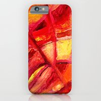 iPhone & iPod Case featuring Dance frozen in time by -en-light-art-