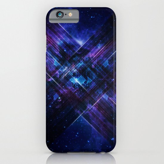 Cosmic Interference iPhone & iPod Case