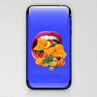 Feeding Frenzy iPhone & iPod Skin