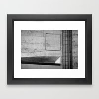 ascend Framed Art Print