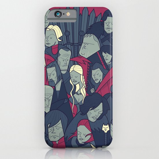 Ice and Fire iPhone & iPod Case