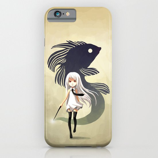 Black Moor iPhone & iPod Case