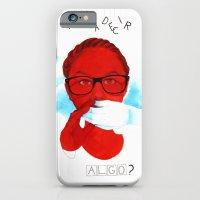Ibas a decir algo? iPhone 6 Slim Case