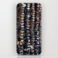 Clifton iPhone & iPod Skin