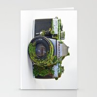 After We've Gone. Camera… Stationery Cards