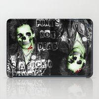 SidZOMBIE iPad Case