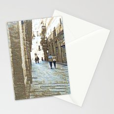 Barcelona digital street photography + Dreamscope Stationery Cards