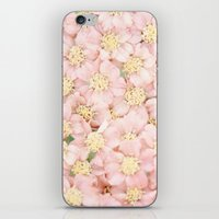 Pink Bloom  iPhone & iPod Skin