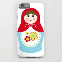 Matryoshka Doll 1 iPhone 6 Slim Case