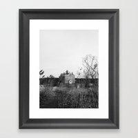 Saugerties Lighthouse Framed Art Print