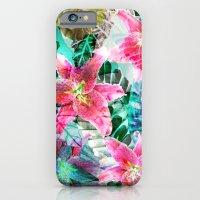 Jungle Lilies iPhone 6 Slim Case