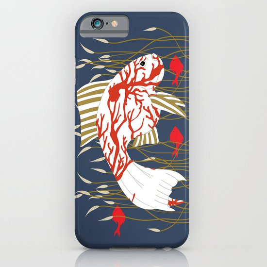 Seaweed Swim iPhone & iPod Case
