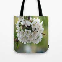 Cluster Fuhlowers. Tote Bag