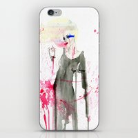 Here at the End iPhone & iPod Skin