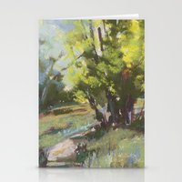 June in Colorado Stationery Cards