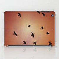 Art Of Flight #2 iPad Case