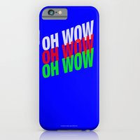 OH WOW #3 iPhone 6 Slim Case