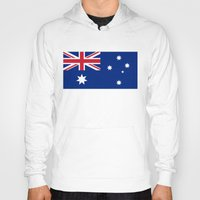 Australian flag - Authentic version Hoody