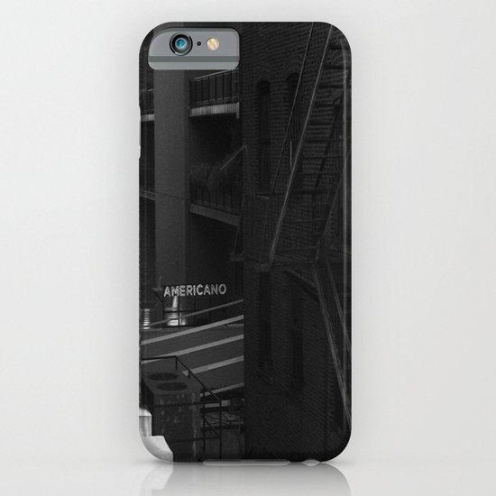 Americano iPhone & iPod Case