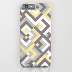Yellow & Khaki iPhone 6 Slim Case