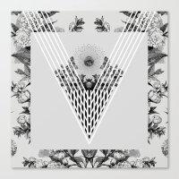 VVVV Canvas Print
