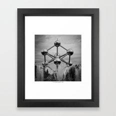 Bruxelles Framed Art Print