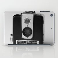 Brownie Hawkeye iPad Case