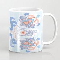 Fountain Bloom Mug