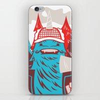 Cornelius : Lumberjack iPhone & iPod Skin