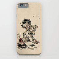 How To Trick A Zombie iPhone 6 Slim Case