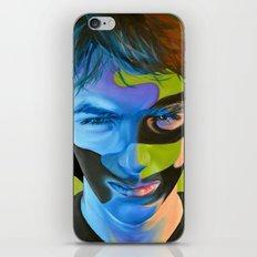 Camouflage III iPhone & iPod Skin
