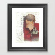 Gregor Samsa Framed Art Print