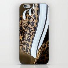 Converse leopard All Stars iPhone & iPod Skin