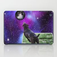 Reaching For The Moon iPad Case