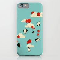 tree iPhone & iPod Cases featuring We Can Fly! by Jay Fleck
