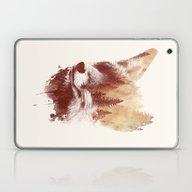 Laptop & iPad Skin featuring Blind Fox by Robert Farkas