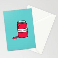 Feelings in a Jar Stationery Cards