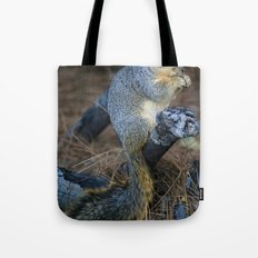 Mr. Squirrel! Tote Bag