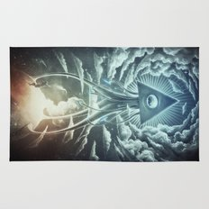 War Of The Worlds I. Rug