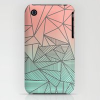 iPhone 3Gs & iPhone 3G Cases featuring Bodhi Rays by Fimbis