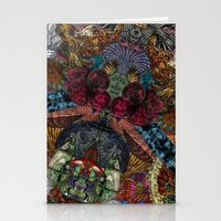 Psychedelic Botanical 14 Stationery Cards