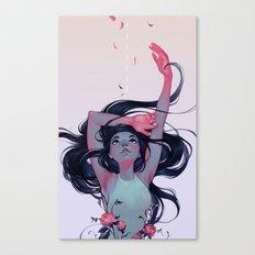 1 million Canvas Print
