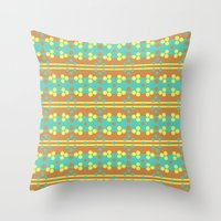 Pattern10 Throw Pillow