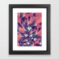 Colorful Energy Framed Art Print