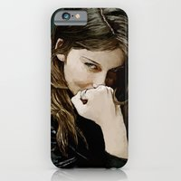iPhone & iPod Case featuring If Looks Could Kill by MUSENYO