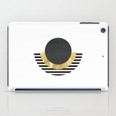Modern Geometric Egyptian Print iPad Case
