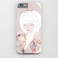 Portrait With Chick iPhone 6 Slim Case