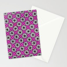 Ninja Star Pattern Stationery Cards