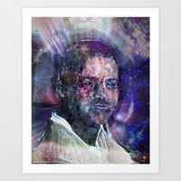 Geraldo Art Print